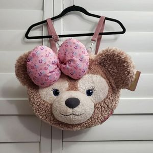Disney Aulani Shellie May plush backpack